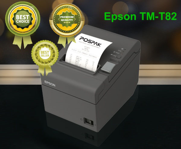Máy in hóa đơn EPSON TM-T82 giá rẻ