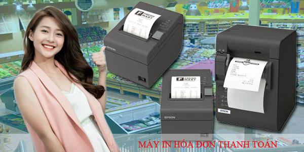 Máy in hóa đơn siêu thị EPSON TM-T82II