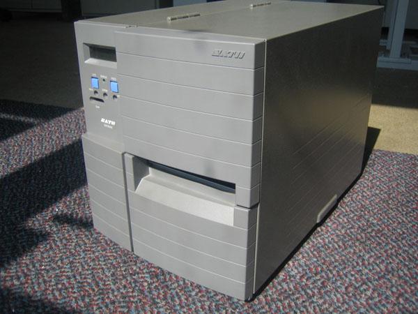 Máy in mã vạch SATO LM408E
