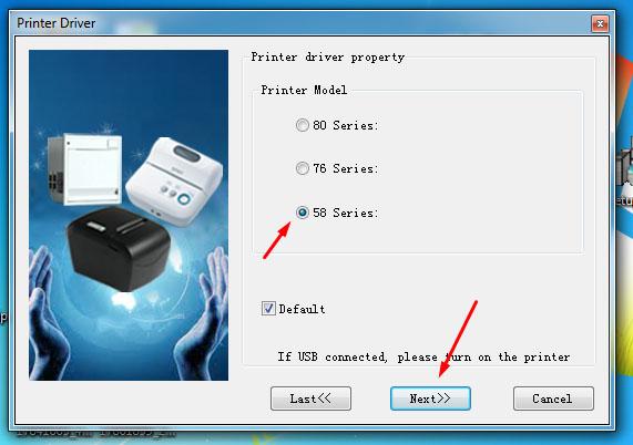 Hướng dẫn cài đặt máy in bill Dataprint KP - C7