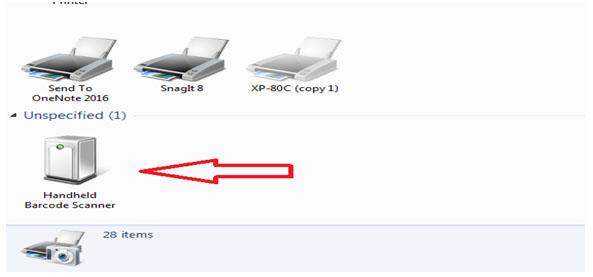 Hướng dẫn sử dụng và Reset máy đọc mã vạch Datalogic QW2100