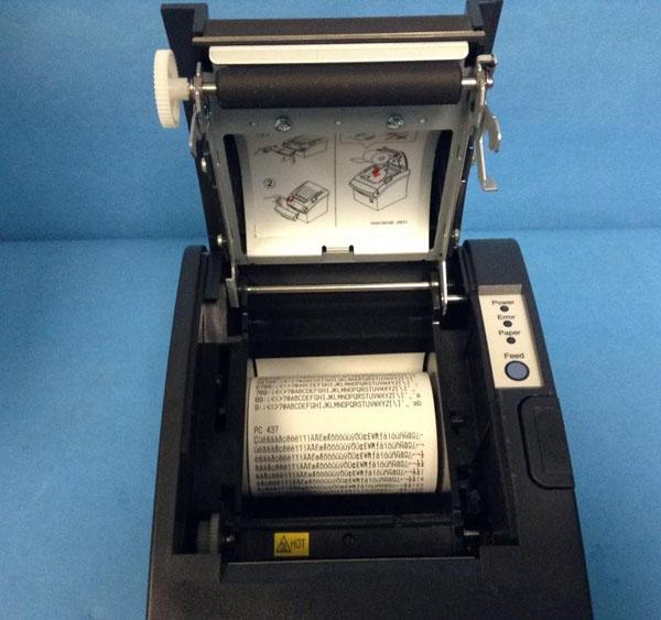 Phân phối máy in hóa đơn Bixolon 350II Plus giá rẻ
