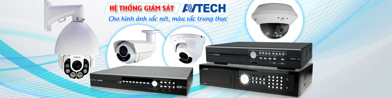 Chuyên cung cấp camera Avtech chính hãng