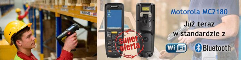 Máy kiểm kho Motorola phân phối chính hãng bởi Tân Phát Barcode