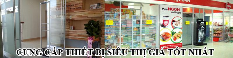 Cung cấp thiết bị siêu thị giá rẻ nhất