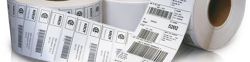 Chuyên cung cấp giấy in mã vạch, giấy in tem nhãn mã vạch