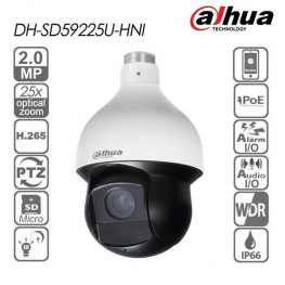 Camera Dahua quay quét IP SD59225U-HNI 2MP IR150m