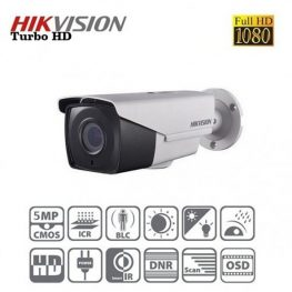 Camera HDTVI 5MP HIKVISION DS-2CE16H1T-IT3Z