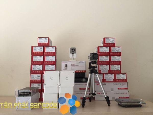 Lắp đặt hệ thống camera an ninh cho Shopdunk - Ninh Bình