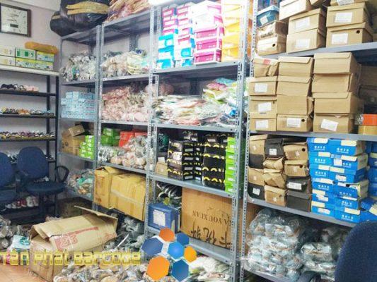 Lắp đặt hệ thống camera quan sát tại Shop Tutimart.vn