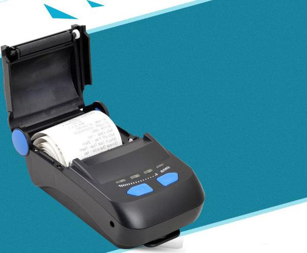 Máy in hóa đơn Bluetooth Xprinter XP-P300 di động