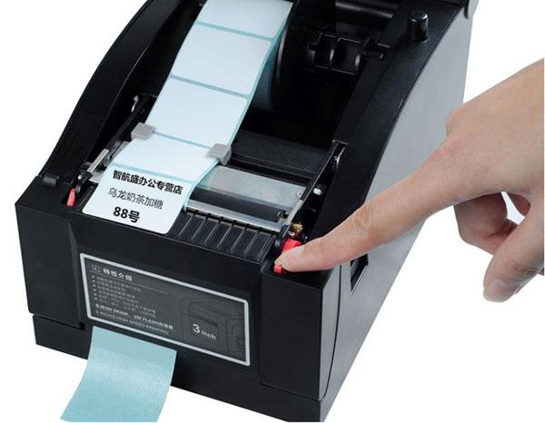 Máy in hóa đơn Xprinter XP-350B