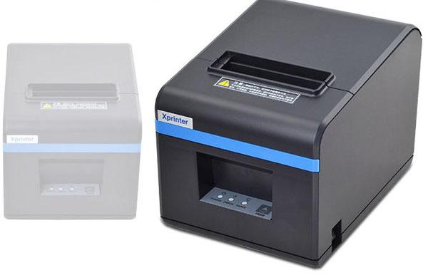 Máy in hóa đơn Xprinter XP-N160II - Tân Phát Barcode
