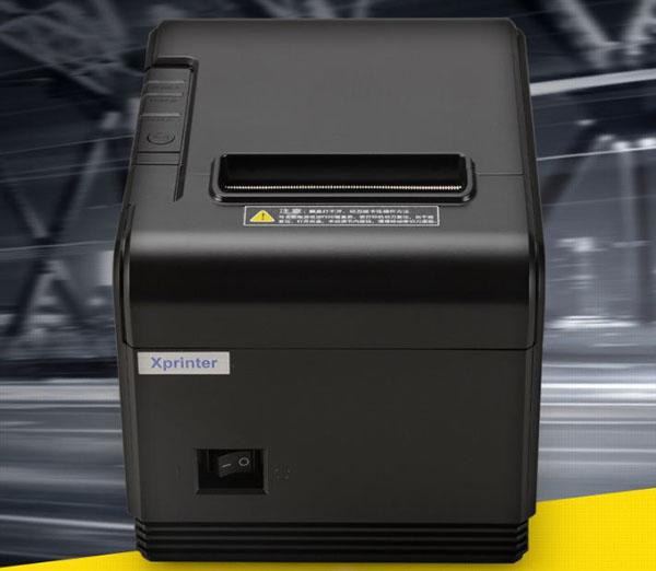 Máy in hóa đơn Xprinter XP-Q200 chính hãng