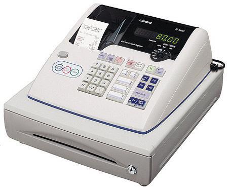Máy tính tiền Casio 130-CR