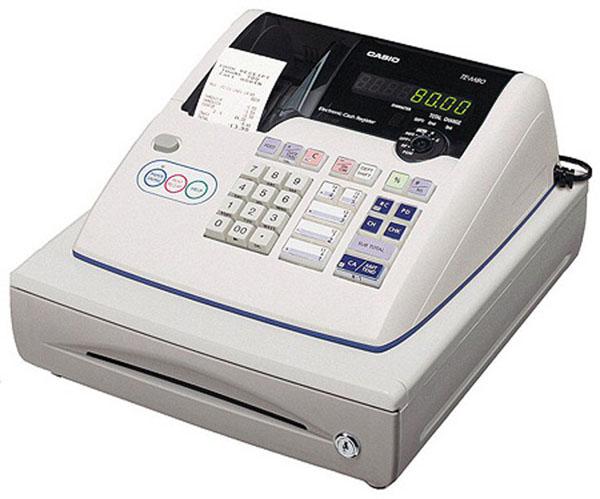 Máy tính tiền Casio TE-M80