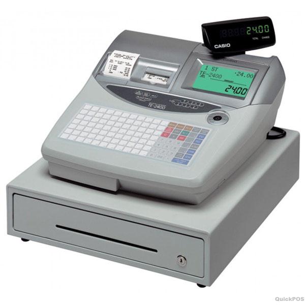 Máy tính tiền Casio TE2400
