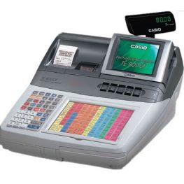 Máy tính tiền Casio TE8000F