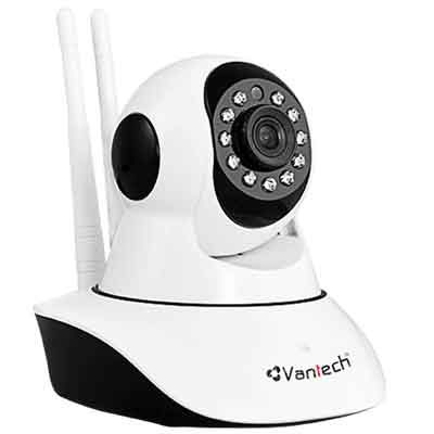 Camera IP Wifi 2.0MP Vantech VT-6300C