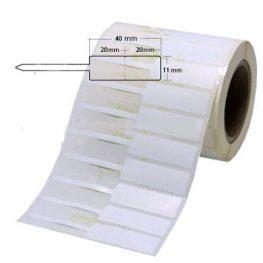 Giấy in mã vạch đồ trang sức PVC