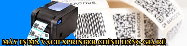 Máy in tem mã vạch Xprinter
