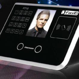 Máy chấm công nhận dạng khuôn mặt F710