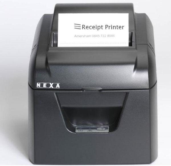 Máy in hoá đơn Nexa POS80II (USB + LAN)