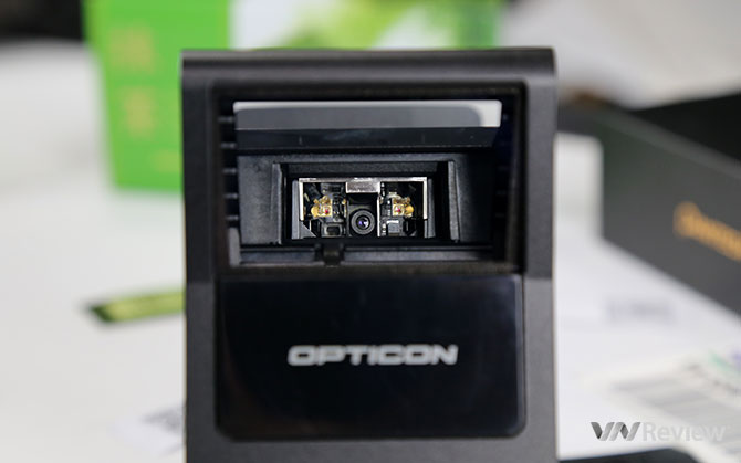 Review máy quét mã vạch Opticon M-10