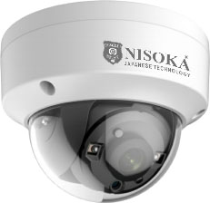 Camera HD-TVI Nisoka NS-05720TD