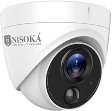 Camera HD-TVI Nisoka NS-09220TDS-PIRL