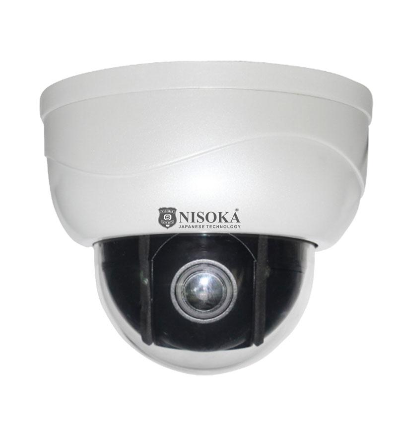 Camera Mini dome H265 Nisoka NS-50520ISP