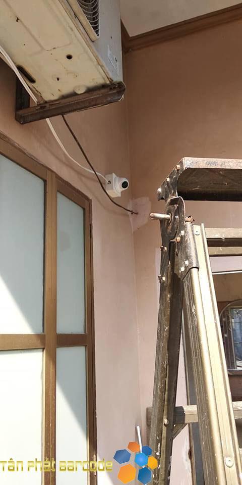 Lắp đặt trọn bộ camera giá rẻ cho khách hàng Hà Nội