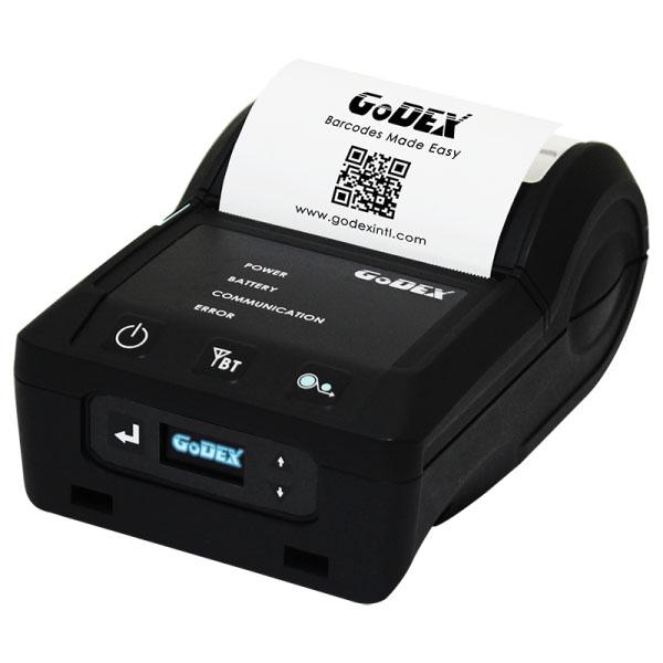 Máy in mã vạch di động Godex MX30i